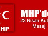 MHP'den 23 Nisan Mesajı
