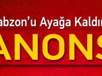 Trabzon'u Ayağa Kaldıran Anons