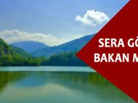 Eroğlu'ndan Sera Gölü Müjdesi