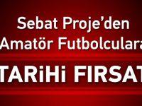 Sebat Proje Akçaabat futbol takımı seçmeleri başlıyor.