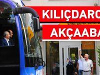 Kılıçdaroğlu Akçaabat'ta