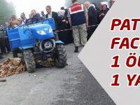 Pat-Pat Faciası 1 Öü, 1 Yaralı
