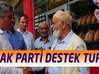 AK Parti Tam Kadro Sahada