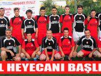 2.Yaz Futbol Turnuvasında Final Heyecanı Başlıyor