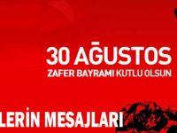 30 Ağustos Zafer bayramı MESAJLARI