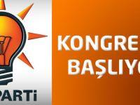 AK Parti'de kongre süreci başlıyor.