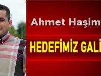 Ahmet Haşim Ekici İddialı Konuştu