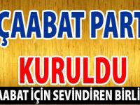 Akçaabat Partisi Kuruldu