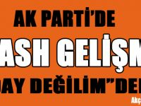 Akçaabat AK Parti'de Şok
