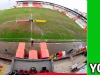 Akçaabat Sebatspor İstanbulspor'a mağlup oldu.