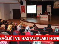 Kadın Sağlığı ve Hastalıkları Konferansı