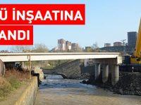 Köprü İnşaatına Başlandı