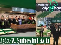 Cemil Usta Ankara Optimum AVM'de