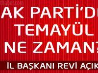 AK Parti'de Temayül Ne Zaman?