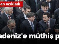 Başbakan'dan Karadeniz'e DOKAP müjdesi