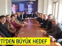 AK Parti Seçim çalışmalarına Başladı