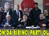 CHP'de Hedef 1. Parti