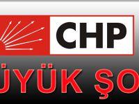 CHP'de Büyük Şok