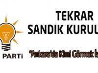 AK Parti Tekrar Sandık Kuracak