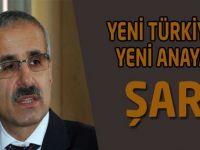 Yeni Türkiye İçin; Yeni Anayasa Şarttır