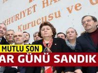 """CHP'de yaşanan """"Trabzon krizine"""" CHP lideri Kemal Kılıçdaroğlu el koydu."""