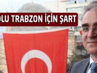 Demiryolu Trabzon İçin Şart