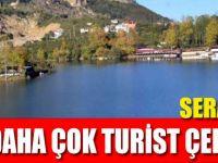 Sera Gölü Daha Çok Turist Çekecek