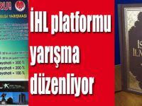 İHL platformu yarışma düzenliyor