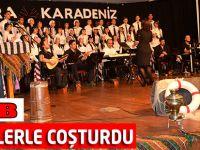 İMKB Türkülerle Coşturdu