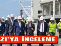 TOKİ Başkanı Akyazı'da İnceleme Yaptı