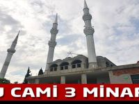 Akçaabat'ta İlginç Minare