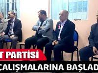 Saadet Partisi Seçim Çalışmalarına Başladı