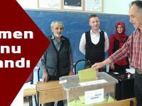 Türkmen Oyunu Kullandı