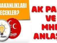 AK Parti MHP anlaştı