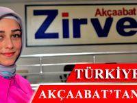 LYS'de Türkiye 20.si Akçaabat'tan çıktı.