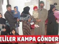 Suriyeliler toplanıp kampa gönderilecek!
