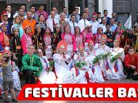 Festivaller Başladı