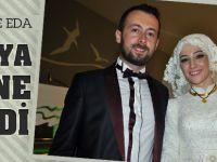 Burak ile Eda evlendi