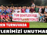 Kirazlık-Koçlu Mahallesi Yaz Futbol Turnuvası sona erdi.