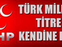 Türk Milleti Titre ve Kendine Dön