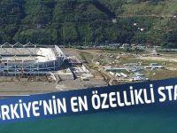 Akyazı, Türkiye'deki en özellikli stadyum olacak