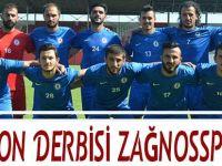 Trabzon Derbisi Zağnosporun 1-0