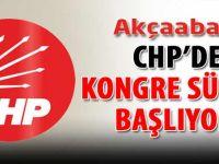 CHP seçime gidiyor.