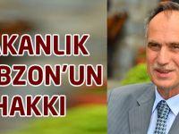 """Türkmen """"Bakanlık Hakkımız"""""""