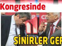 CHP Trabzon İl Kongresinde sinirler gerildi