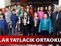 Alkışlar Yaylacık Ortaokulu'na