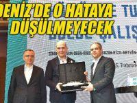 """Trabzon'da """"Kültür ve Turizm Bölge Çalıştayı"""" yapıldı."""