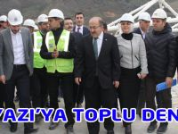 Berat Albayrak Trabzon'da