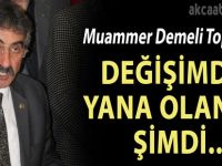 MHP Trabzon'da Gergin Devir Teslim