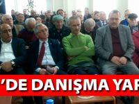 CHP'de Danışma Yapıldı